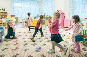 Важность посещения детского сада для малышей