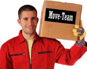 Переезд офиса с профессионалами из «Move-Team»
